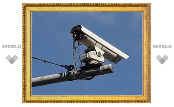 ГИБДД установила в Туле еще три камеры