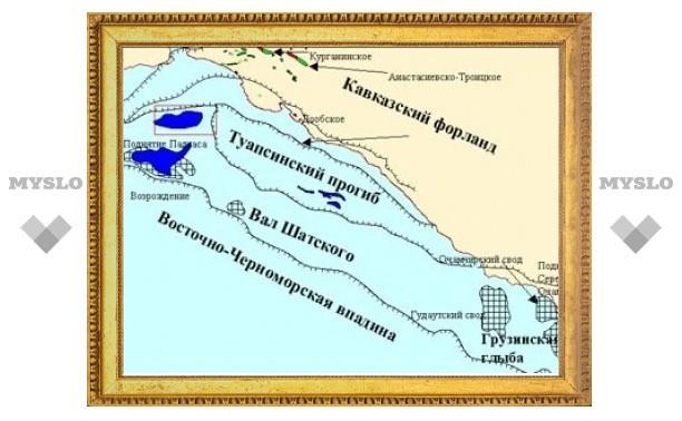 """""""Газпром"""" и """"Нафтогаз"""" совместно освоят """"Поднятие Палласа"""""""