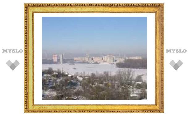Утро в Туле будет солнечным и морозным