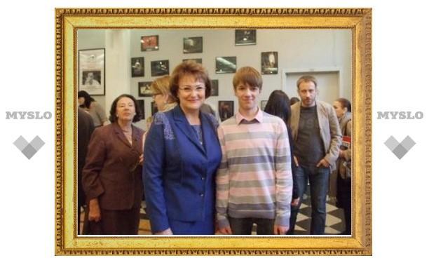 Школьник из Тулы стал победителем почетного всероссийского конкурса