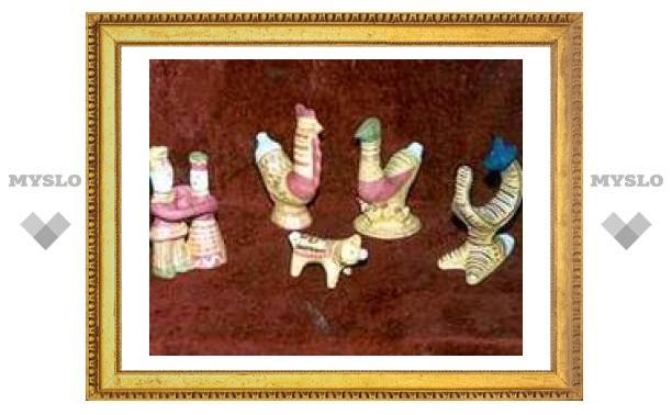 Мастера филимоновской игрушки соберутся в Поленове