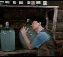 За продажу бутылки самогона щекинца оштрафовали на 1500 рублей