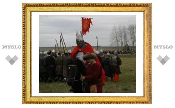 Туляки отпраздновали годовщину Куликовской битвы