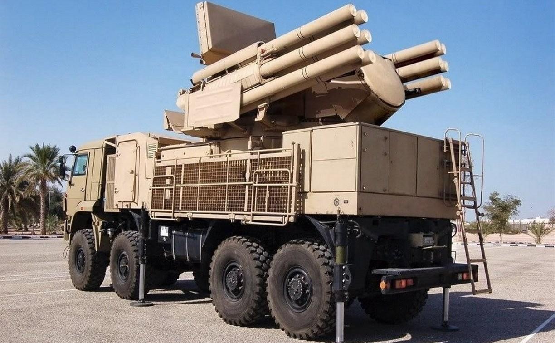 Турция заявила об уничтожении восьми «Панцирей» в Сирии