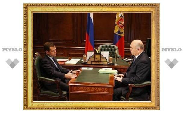 Единоросы предложили переназначить глав Тюменской области и Мордовии