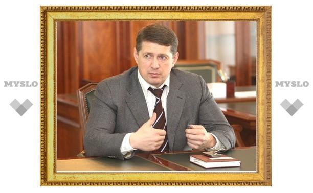 Евгений Авилов возглавит фракцию «Единой России»