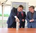 Владимир Груздев заложил первый камень микрорайона «Новая Тула»