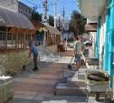 В 2015 году в Туле замостят плиткой тротуары по 24 адресам