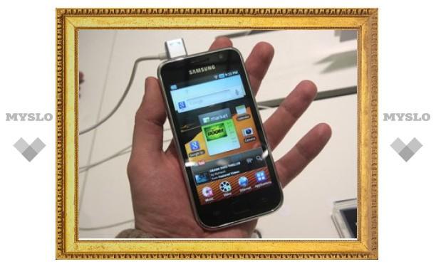 Samsung назвал цену плееров Galaxy S