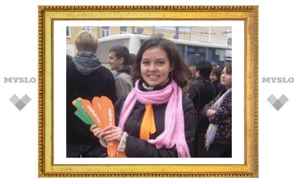 """""""Оранжевая революция"""" в Туле"""