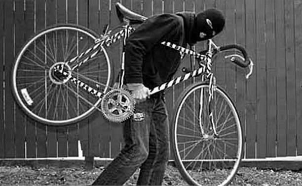 В Центральном парке задержали похитителя велосипедов