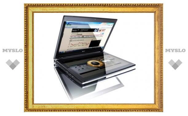 В России начались продажи планшета Acer за 60 тысяч рублей