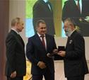 Путин наградил золотой медалью члена Совета Федерации от Тульской области