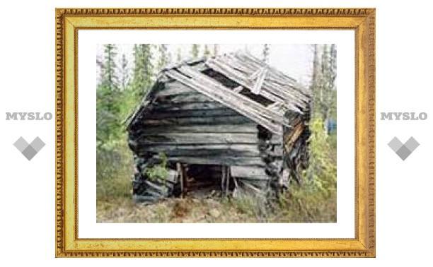 В безлюдной тундре нашли чудом сохранившуюся часовню XIX века