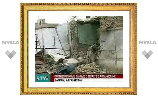 В Афганистане смертник взорвал базу США, где находится вице-президент Чейни