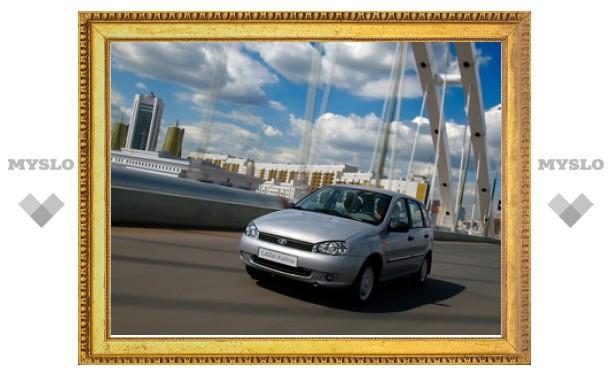 Универсалы Lada Kalina подорожали на 11 тысяч рублей