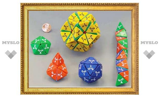 Пирамиды признали идеальным упаковочным материалом