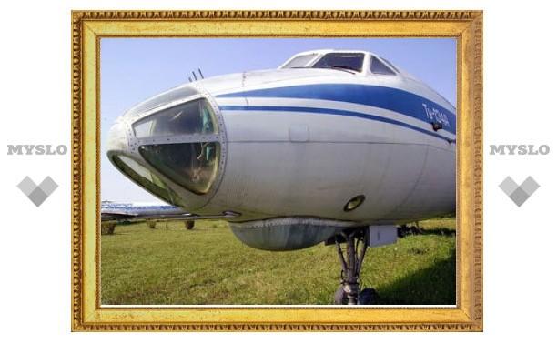 Минтранс согласился отправить Ту-134 на свалку