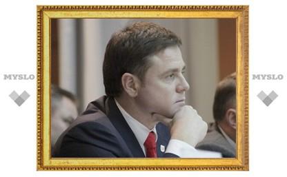 Губернатор Тульской области Владимир Груздев занял 1153 место в мировом рейтинге миллиардеров