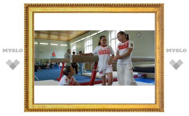 В Туле построят зал для гимнастов