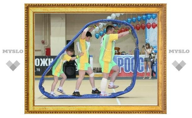 В Тульской области пройдут веселые спортивно-семейные праздники