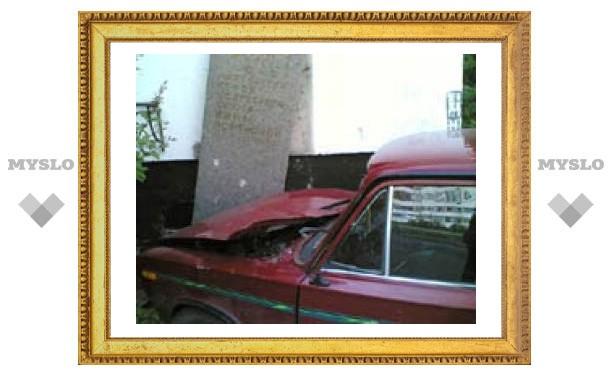 """В Тульской области пьяный водитель """"убил"""" пассажира"""