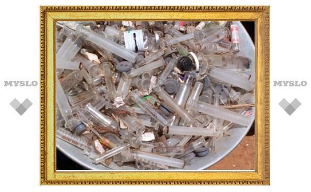 В челябинской больнице скопилось 540 тонн отходов