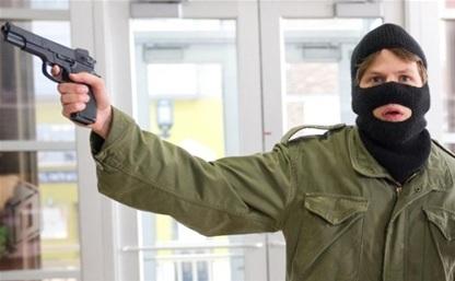 В Щекине пьяный мужчина пытался ограбить банк