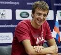 Тульский теннисист пробился в четвертьфинал турнира в Казани