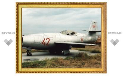В Тульской области нашли советский истребитель времен ВОВ