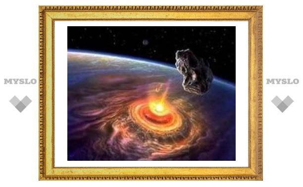 В 2036 году астероид упадет на Землю, мощность взрыва - 400 мегатонн