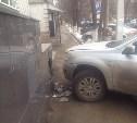 Три автомобиля столкнулись на пересечении Тургеневской и Пушкинской