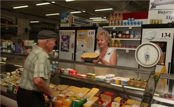 За обвес покупателей магазины оштрафуют на миллион рублей