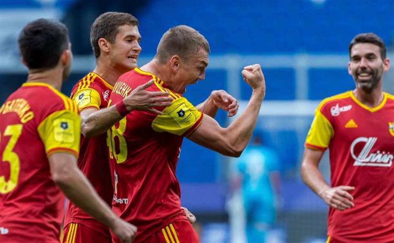 Евгений Луценко попал в Азбуку РПЛ по итогам 2020 года