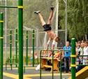 В Туле определились сильнейшие в дворовых видах спорта