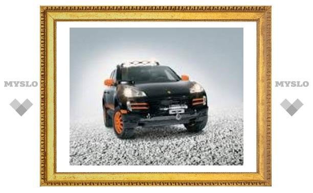 Porsche подготовила автомобиль для Транссибирского ралли