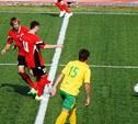 Новомосковский «Химик» проиграл на старте сезона