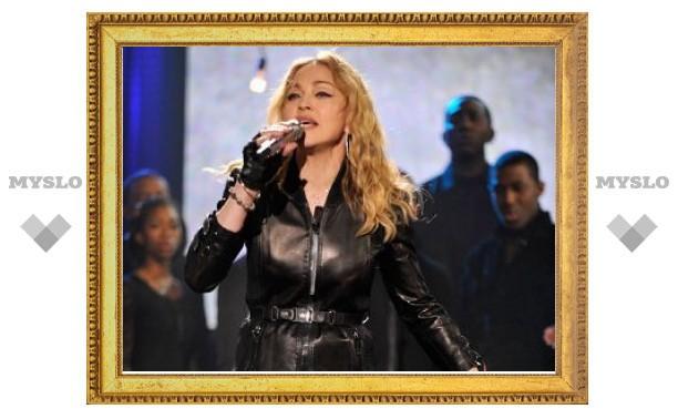 Мадонна выпустит альбом весной 2012 года
