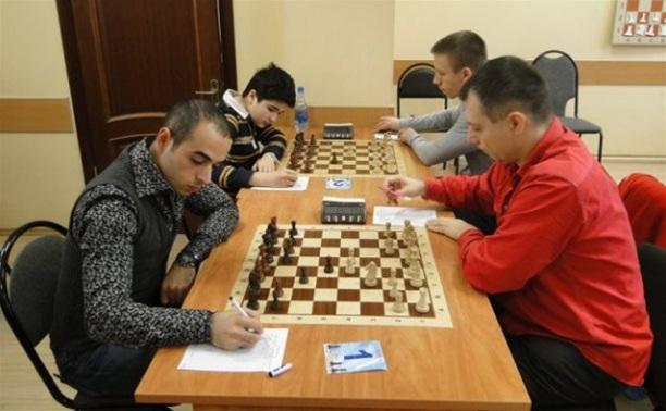 Тульские шахматисты остались без медалей чемпионата округа