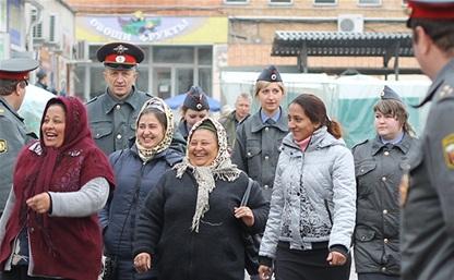 Тульские полицейские задержали 187 нелегалов