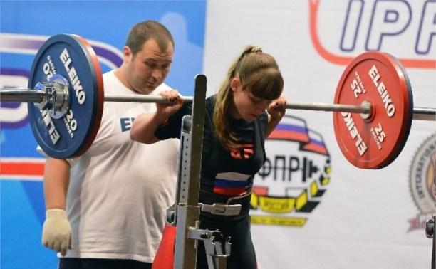 Туляки завоевали Кубок России по пауэрлифтингу