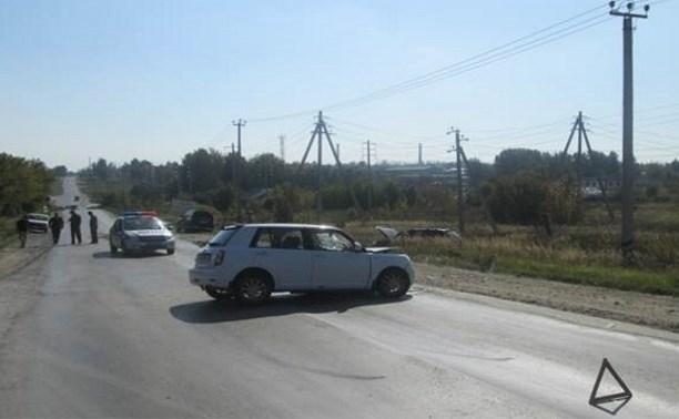 В Веневском районе столкнулись «Шевроле» и «Ниссан»
