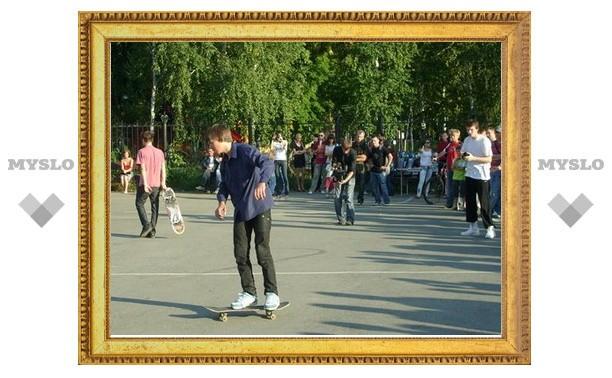 Туляков приглашают на турнир по скейтборду
