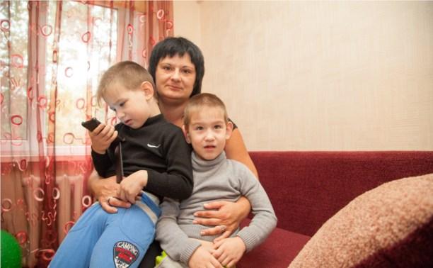 Тулячка Оксана Волкова: «Моих детей можно спасти!»