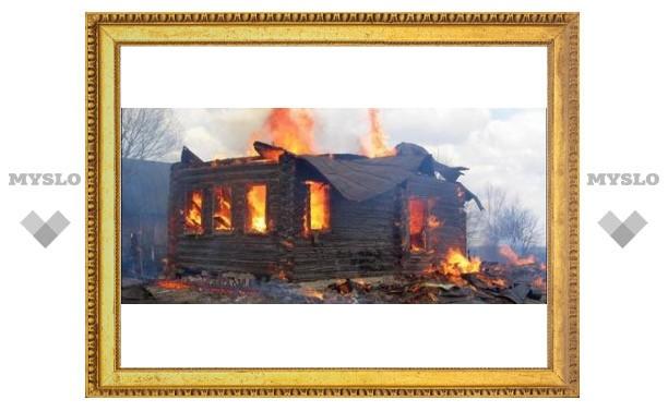В Алексине появился поджигатель?