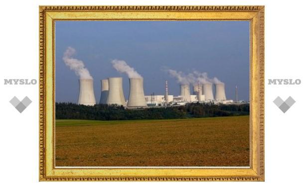 На чешской АЭС в Дукованах произошла авария