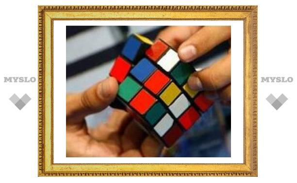 Собрать кубик Рубика можно из любого положения всего за 25 шагов