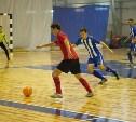 В областном чемпионате по мини-футболу пора решающих игр