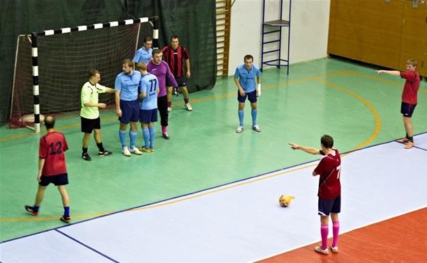 В Лиге любителей футбола стартовала еще одна группа