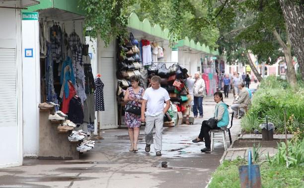 24 июня торговые ряды на ул. Фрунзе снесут